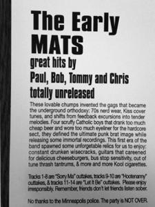 mats-notes